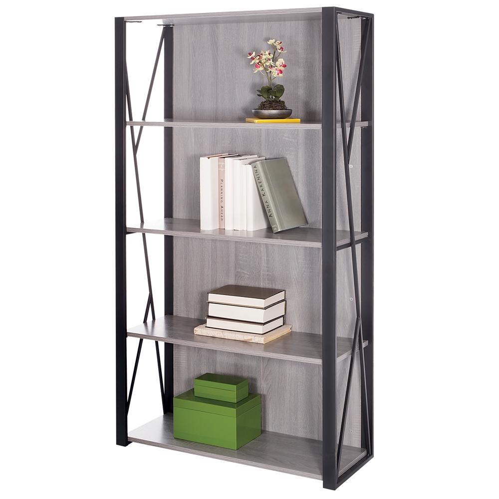 SAFCO® Mood™ Bookcase