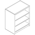 Nautilus™ Wood Library Shelving - 42H x 24D Double-Face Starter
