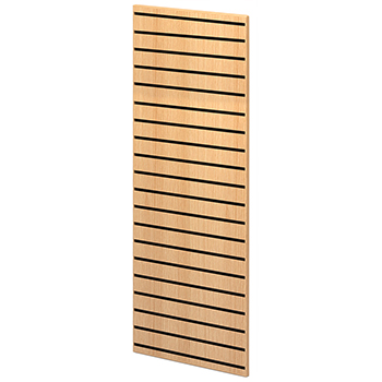 Russwood® Cantilever Shelving End Panel - 82