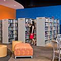 Tennsco L & T Steel Library Shelving
