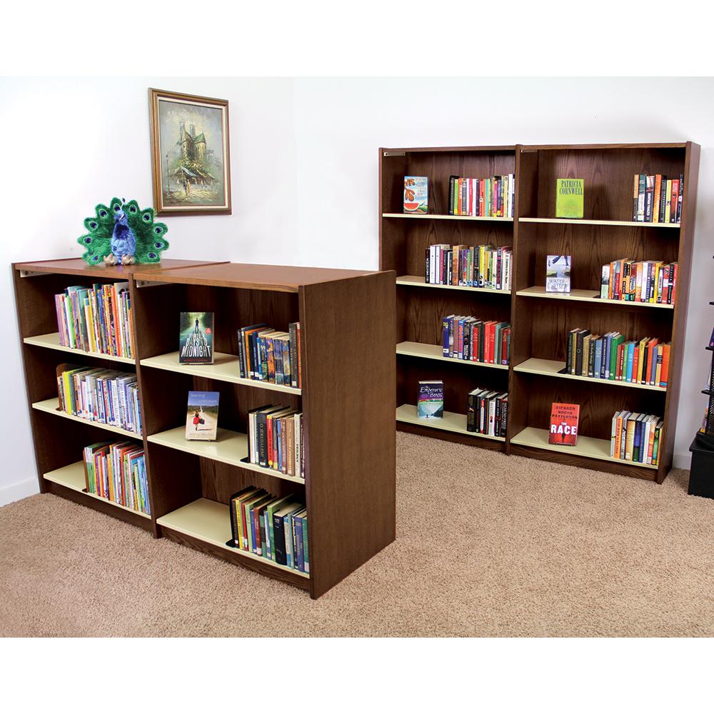 Atlantis™ Standard Library Shelving