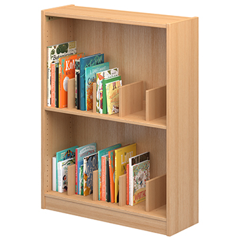 Atlantis™ Picture Book Library Shelving