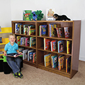 Picture Book Library Shelving