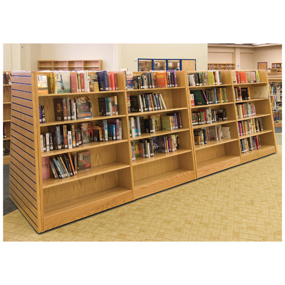 Russwood® Bookstore Shelving