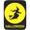 Classification Labels - Halloween, 250/Roll