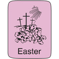 Classification Labels - Easter, 250/Roll