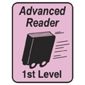 Advanced Reader Labels - 1st Level, 250/Roll