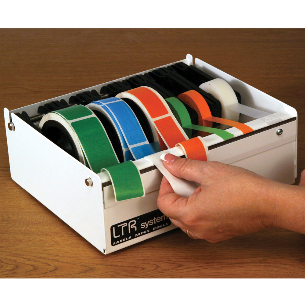 LTR™ Multiple Roll Tape & Label Dispenser - Standard