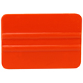 Burnishing Squeegee - Orange Plastic