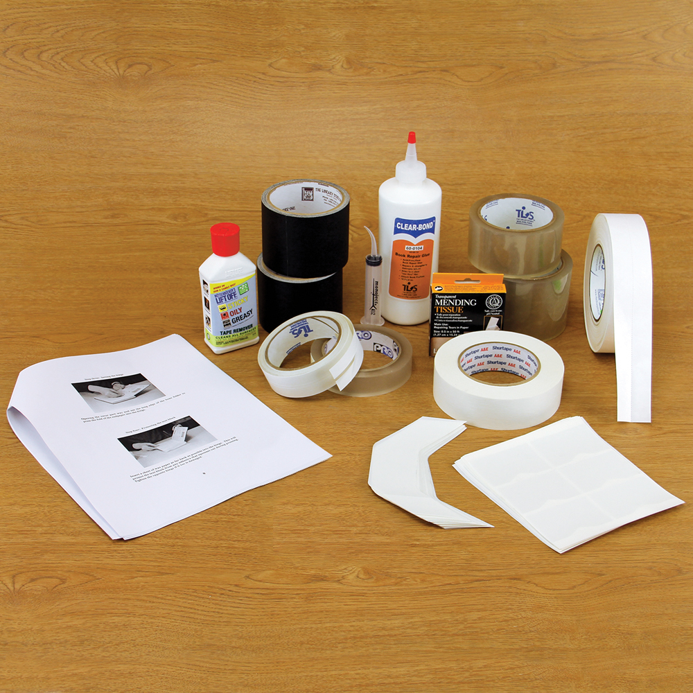 Total Book Repair Kit