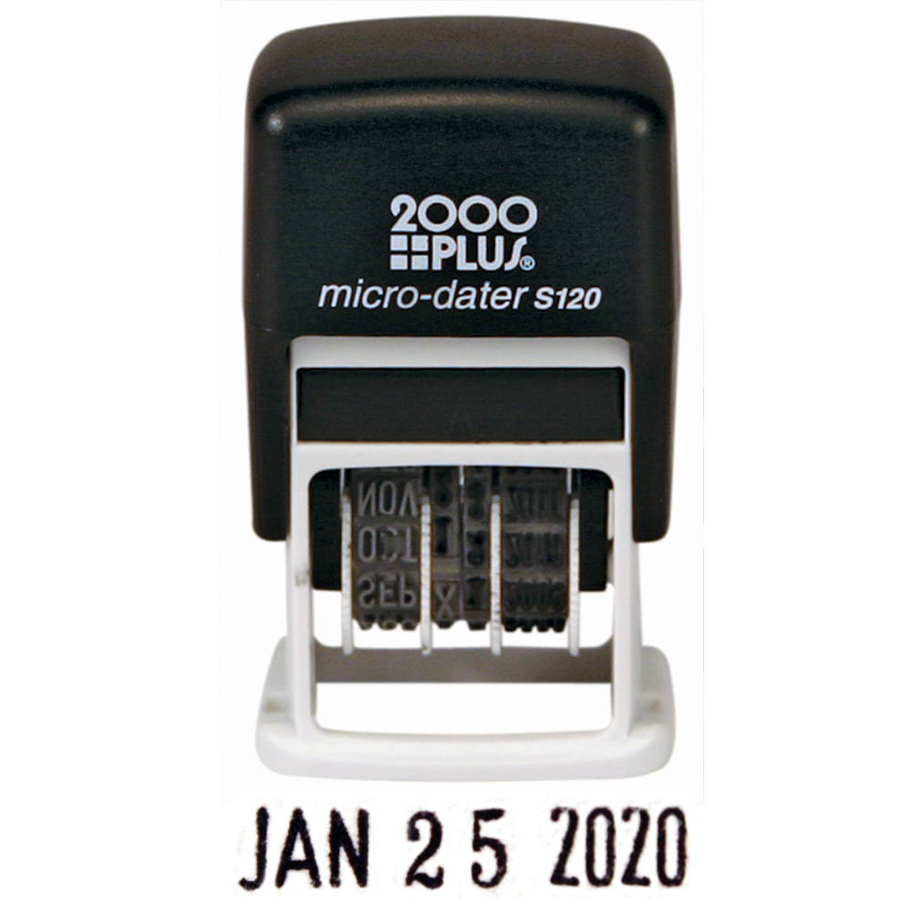 Self-Inking Dater - Micro Mini Dater