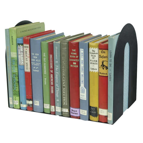 Extra Tall Steel Bookends