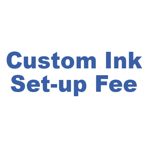 Custom Color Set Up Fee