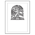 Individual Bookplates - Learning Tree, 75/Pkg