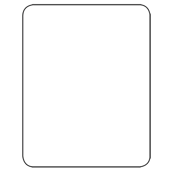 Bookplates laser inkjet bookplates blank 150 pkg for Bookplate templates for word