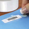 Dura-Gloss™ Super Stick Bar Code Label Protectors