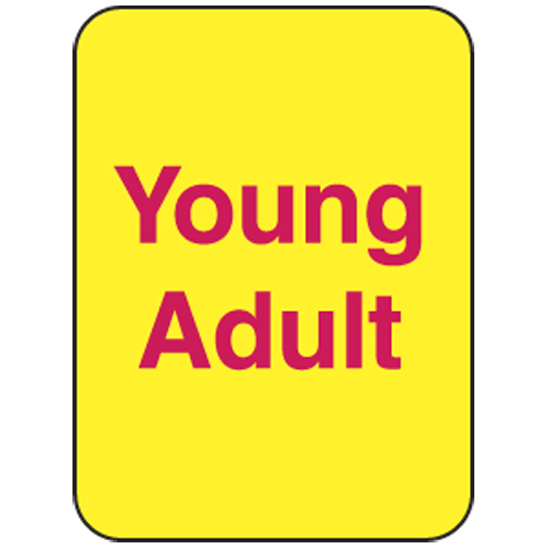 Classification Labels - Young Adult, 250/Roll