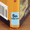 Reading Level Labels, 250/Roll