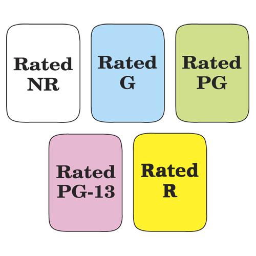 Media Classification Labels