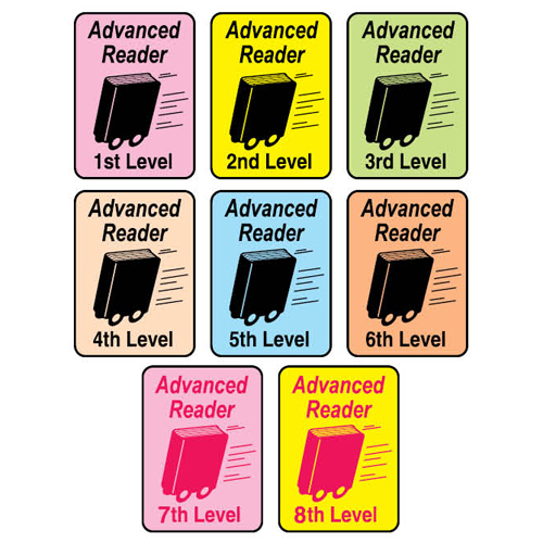 Advanced Reader Labels