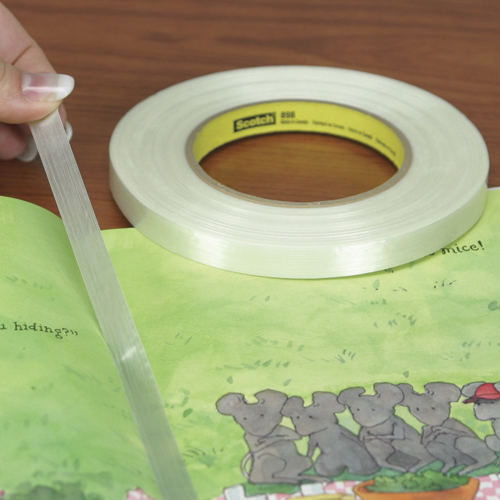 Scotch 898 Premium Glass Filament Tape