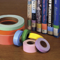 Color-Coding Paper Tape