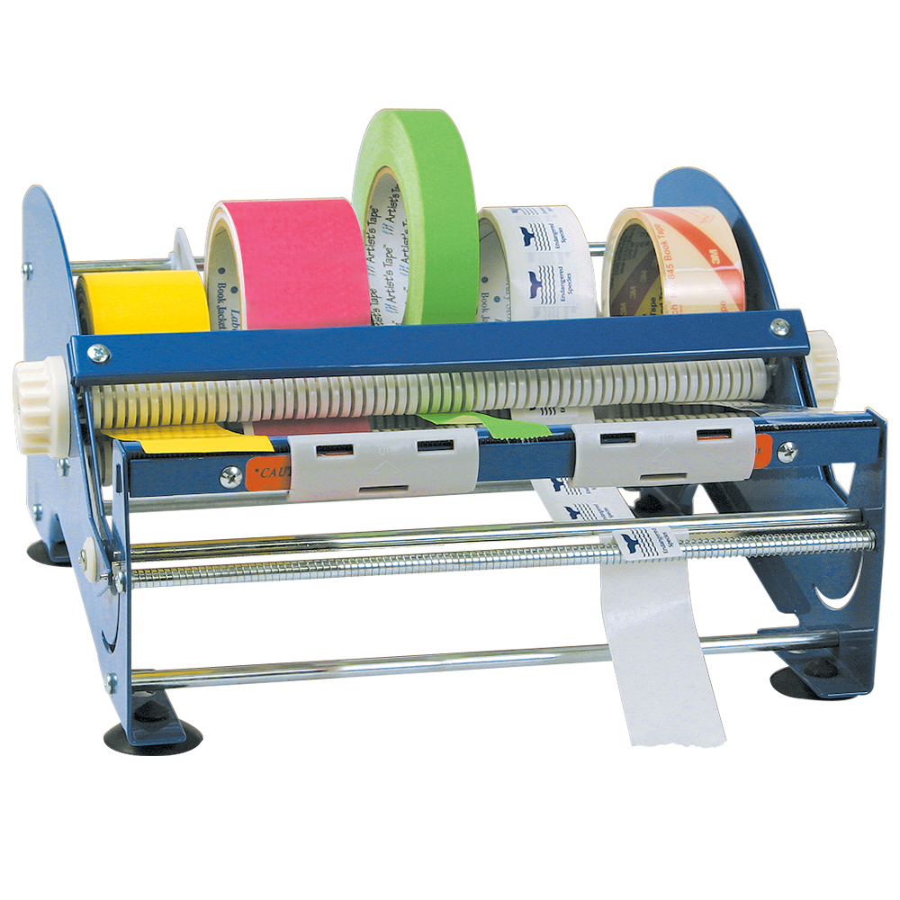 Multiple Roll Tape & Label Dispensers