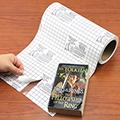 Reddi-Covers Paperback Book Covers - Rolls