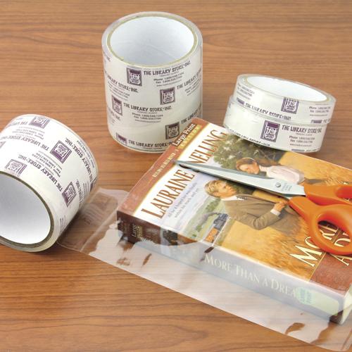 Super Clear 935 Book Tape