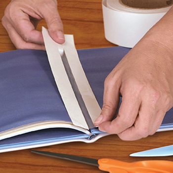 Binder Tape Easy Bind 174 Book Repair Tape