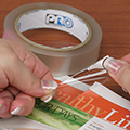 Page Mending Tape