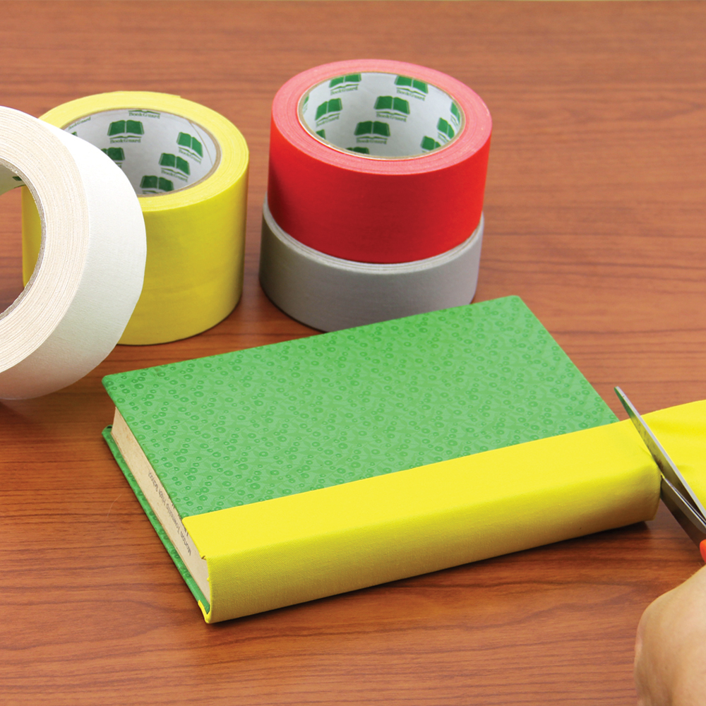 BookGuard Premium Cloth Book Tape