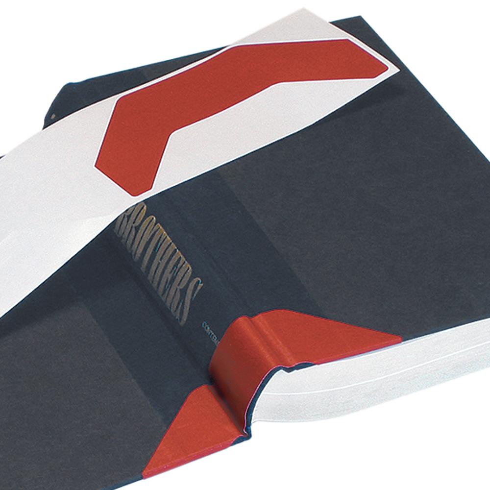 Spine-Lock™ Book Repair Wings - 13-mil, 24/Pkg