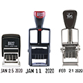 Self-Inking Band Daters