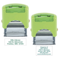 Custom EcoLine Self-Inking Stamps
