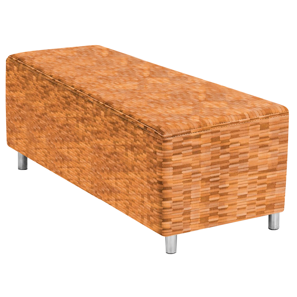 """Gressco Collaboration Seating - 60""""W Bench without Power"""
