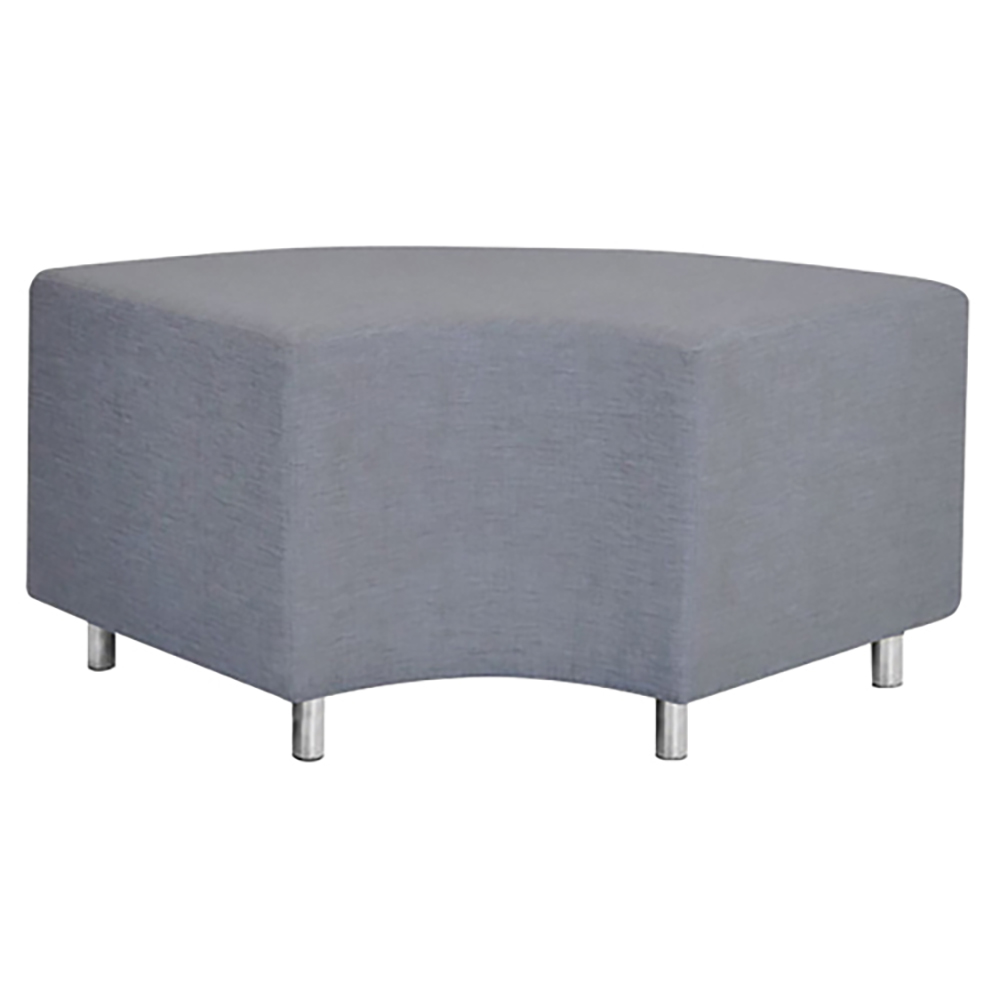 Gressco Collaboration Seating - Quarter Round without Power