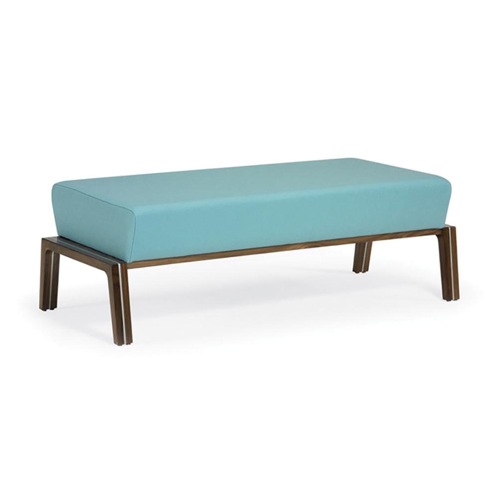 JSI Finn Lounge Seating - Two Seat Bench