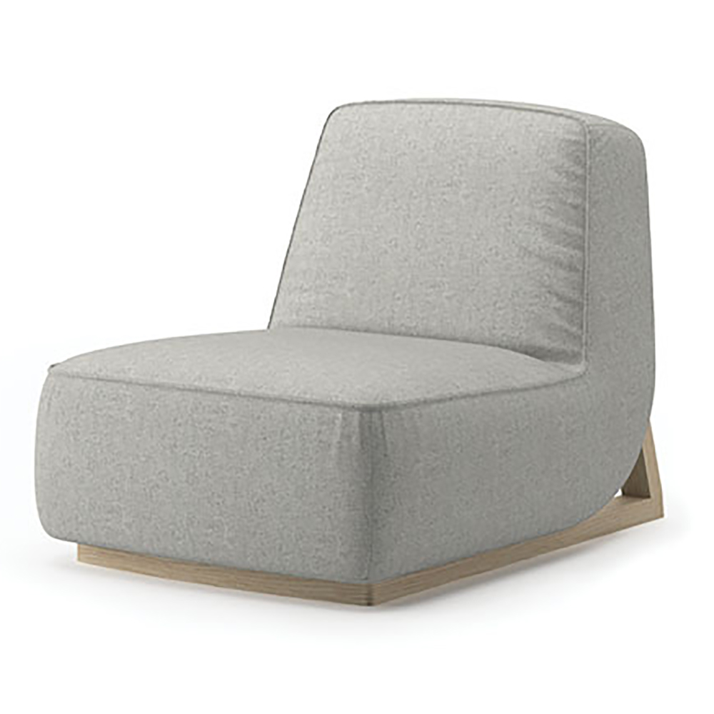 JSI Indie Lounge Seating - Low Lounge Chair