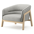 JSI Indie Lounge Seating - Chair
