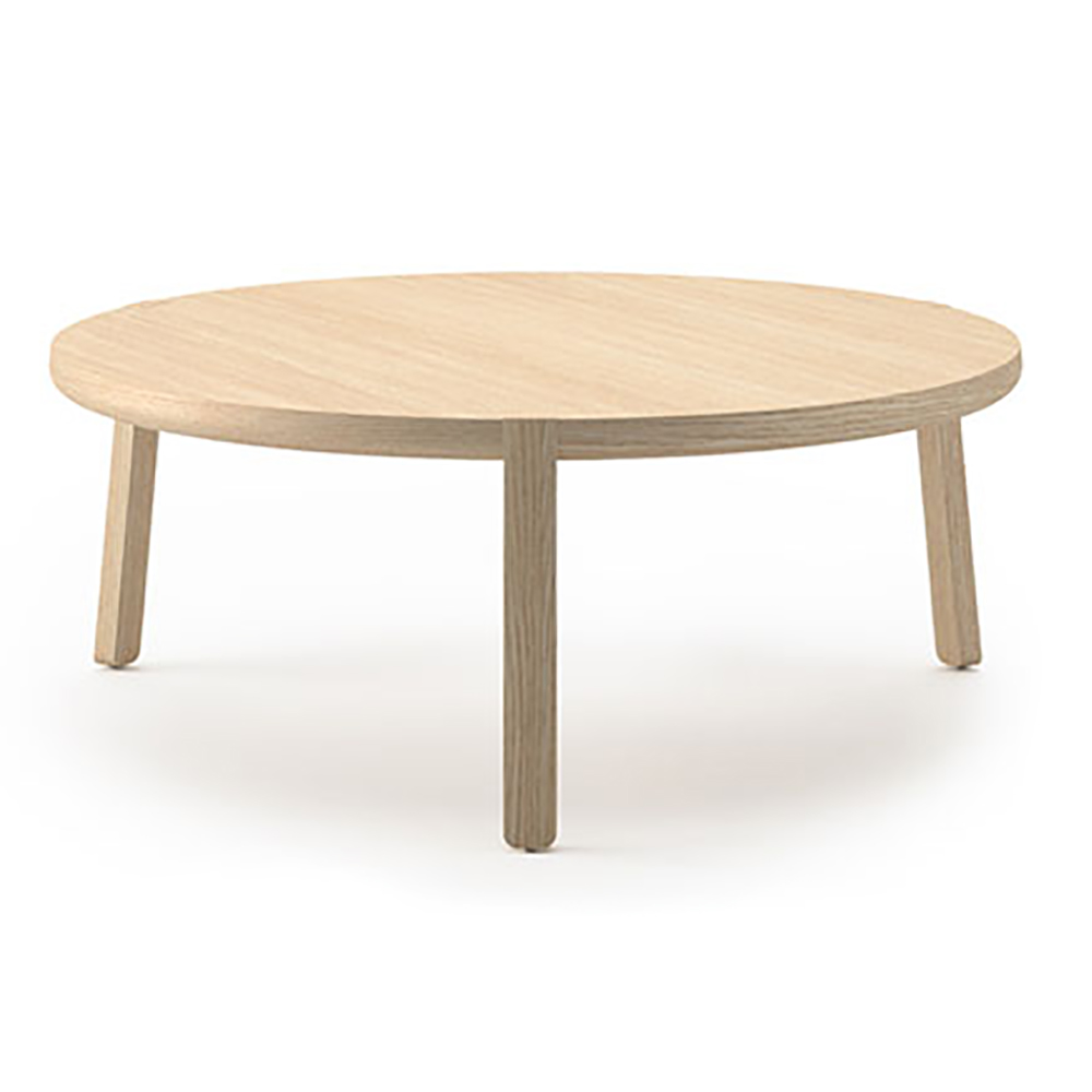 "JSI Indie Lounge Seating - 13-3/4""H x 35"" Diameter End Table"
