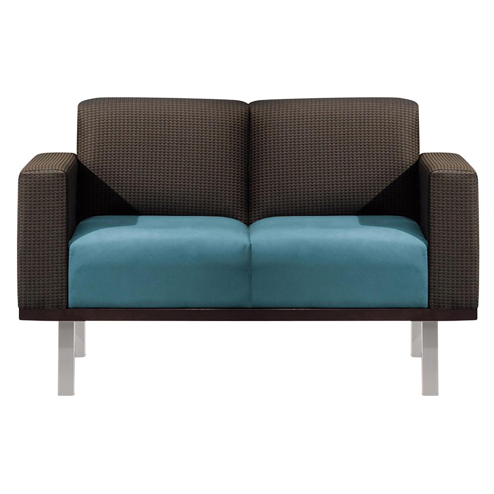 JSI Connect Lounge Seating - Loveseat, Fabric