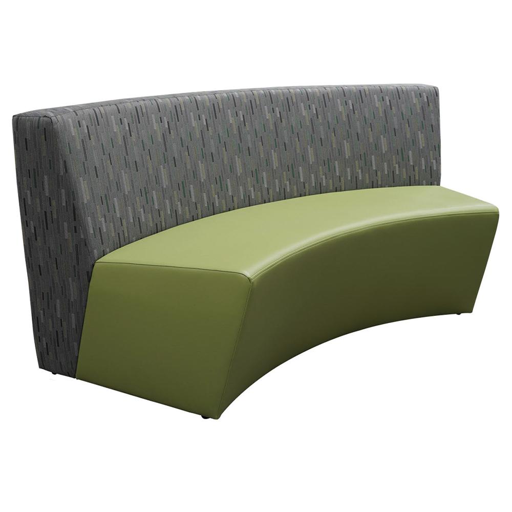 mediatechnologies™ Wink - 60° Curve Chair
