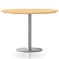 JSI Collective Motion Lounge Seating - 27H x 36 Round Table