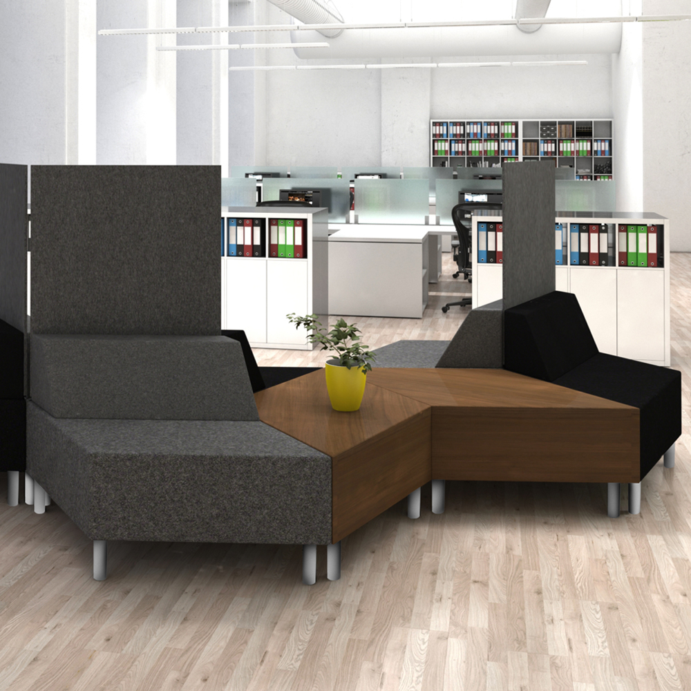 Qube Lounge Seating