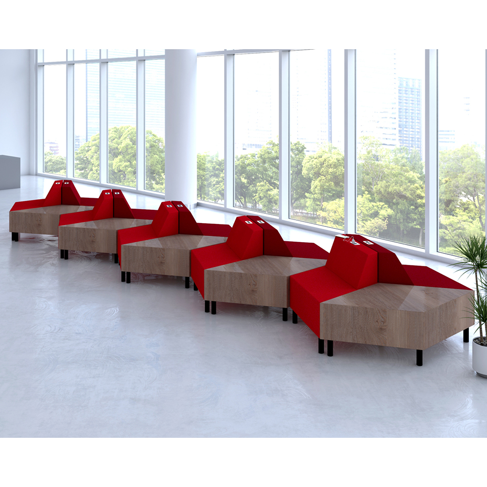 Qube Lounge Seating