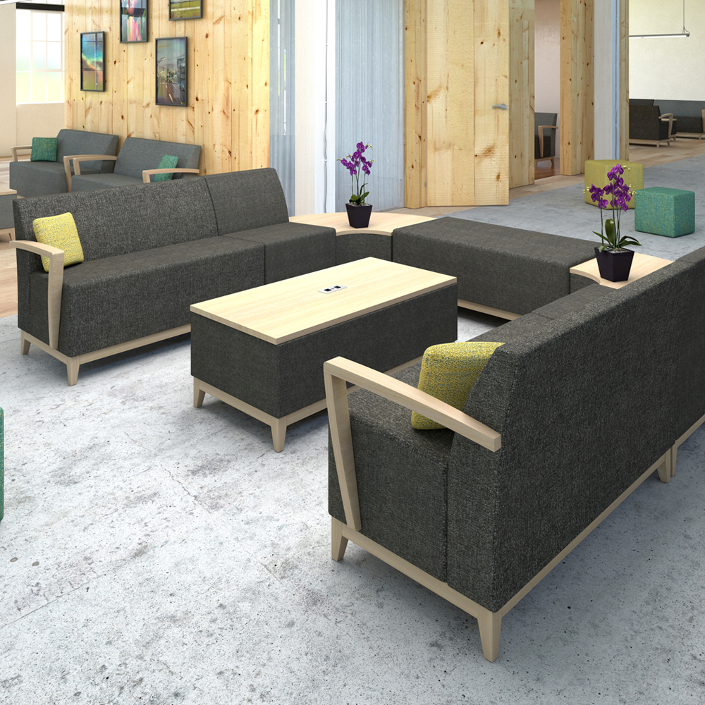 Urban Lounge Seating