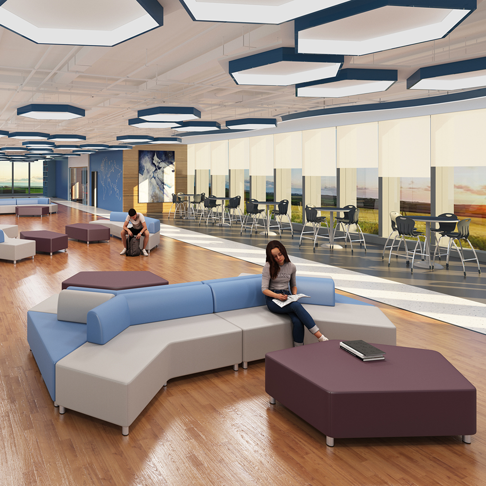 Russwood® Exchange Lounge Seating