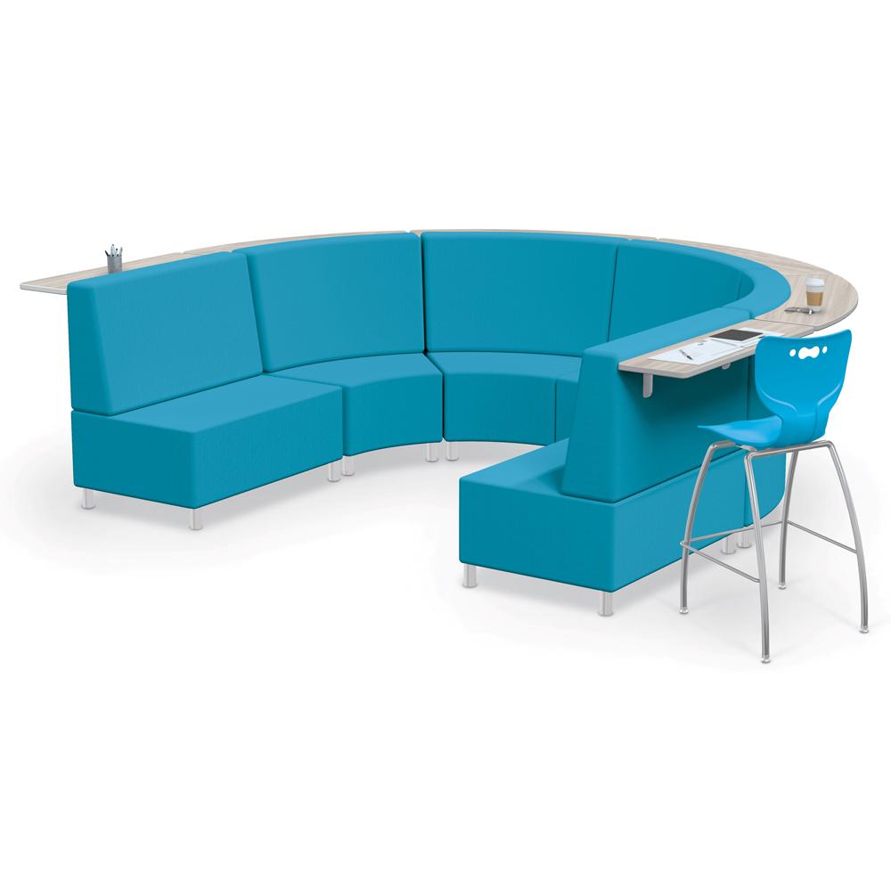 MooreCo® Orbit MediaSpace Soft Seating