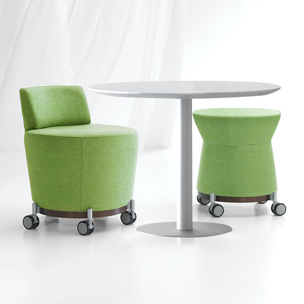 JSI Collective Motion Lounge Seating